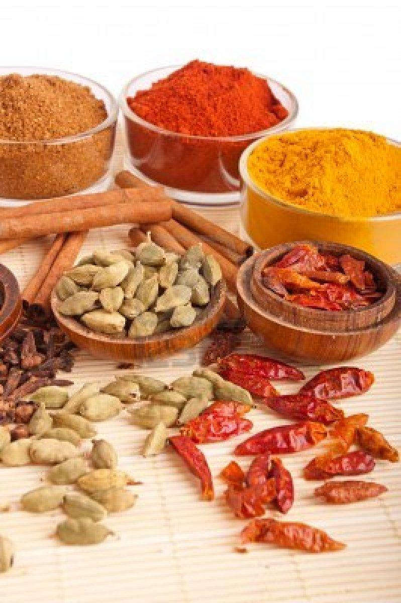 Epices et aromates1